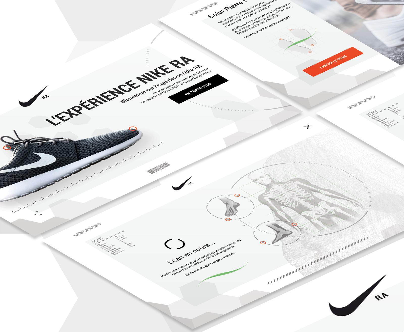 Nike RA – Experiment